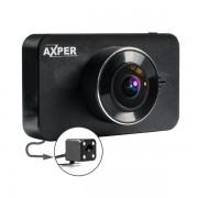 Автомобильный видеорегистратор AXPER Throne с камерой заднего вида