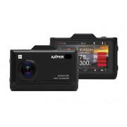 Автомобильный видеорегистратор и радар детектор AXPER Combo Hybrid