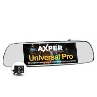 Автомобильный видеорегистратор AXPER Universal Pro с камерой заднего вида