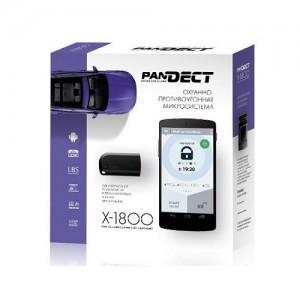 Автомобильная сигнализация Pandect X-1800