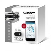 Автомобильная сигнализация Pandect X-1900