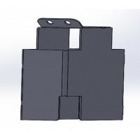 Защита блока сертификации Lexus RX-300 /15  (Bronebox 9559)