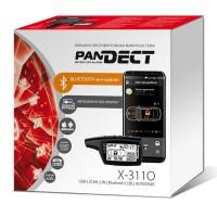 Автомобильная сигнализация Pandect X-3110
