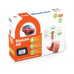 Автомобильная сигнализация StarLine A96 2CAN+2LIN GSM