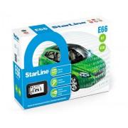 Автомобильная сигнализация StarLine E66 BT ECO (2CAN+2LIN)
