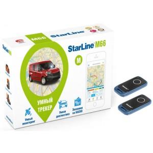 GPS/GSM маяк трекер Starline M66-M