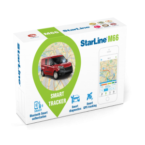 GPS/GSM маяк трекер Starline M66-M ECO