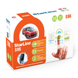 Автомобильная сигнализация StarLine S96 BT GSM