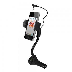FM трансмиттер-держатель Promate FM14 фото