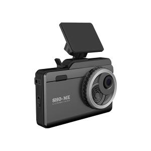 Автомобильный видеорегистратор и радар детектор Sho-Me Combo Slim