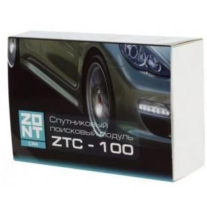 ZONT ZTC-100M - GSM/GPS модуль для штатной автосигнализации