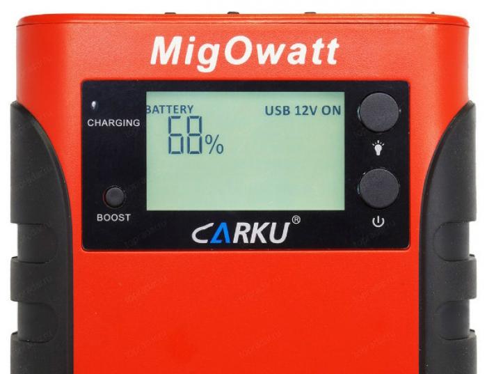 Портативное пуско-зарядное устройство CARKU E-Power-43