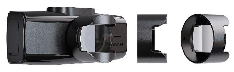 Поляризационный блендофильтр видеорегистратора Datakam G5 фото